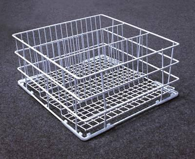 Glass Rack for Accessories Dihr Accessories, Kromo Baskets Width 400mm