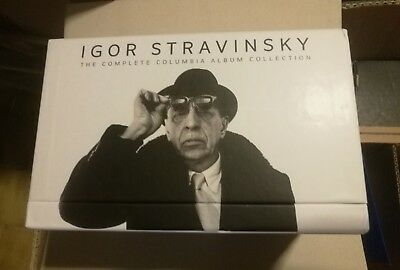 Stravinsky: The Complete Album Collection 57CD LIKE NEW MINT