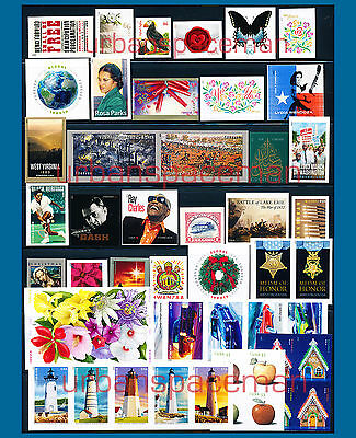 2013 Imperf Year Set One of Each Single incl Jenny Global Cars Eid Apples Puffin
