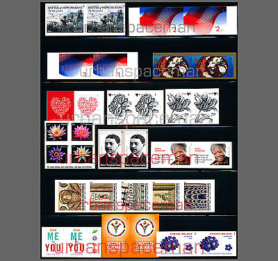 2015 Imperf Year Set Complete Pairs Civil War Gifts of Friendship Charlie Brown