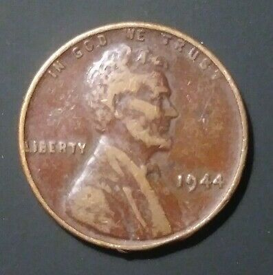"1944 ""EXTREMELY RARE"" Wheat Error Penny"