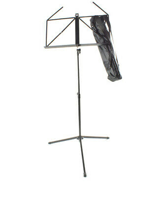 Artist MUS008 Adjustable Folding Sheet Music Stand with Bag - New