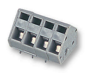 Terminal BLOCK PCB 3WAY Connectors Terminal Blocks - 236-403 - Pack Of 5