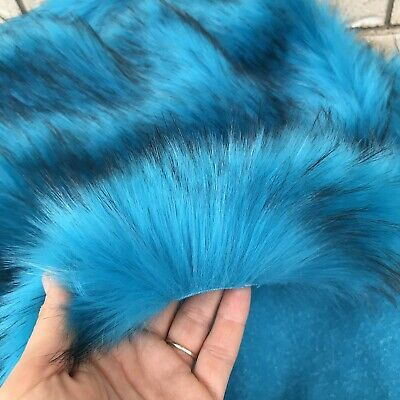 NEPTUNE - Faux Fur Fabric - Handy Craft Square