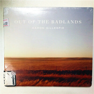 Aaron Gillespie – Out Of The Badlands US CD E 3-32