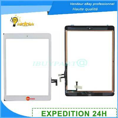 Écran Pour iPad 5 iPad Air 1 A1474 A1475 Touch Digitizer tactile Screen BLANC