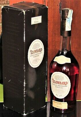 1 x COGNAC HENNESSY ♦ IZAMBARD ♦ SINGLE DISTILLERY, 70cl, 40% ♦ Boxed