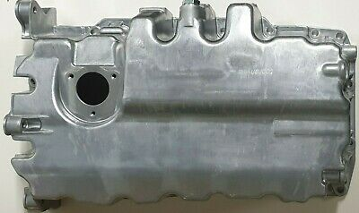 Engine Oil Pan Sump for Audi Seat Skoda VW Diesel with Hole for Oil Level Sensor