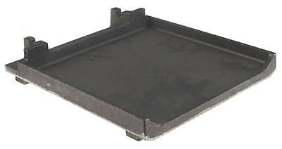 Scooter Grill Cast Iron Plate for Folding Grill Savoye Smooth EP Bottom