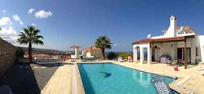 North Cyprus Luxury Holiday Villa Rental with Private Pool and Stunning Views