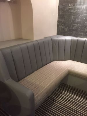 Bespoke Restaurant, Club, Cafe, Reception, Pub Bench Booth Seating