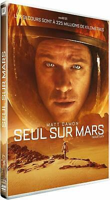 [DVD]  Seul sur Mars  [ Film de Ridley Scott  /  Matt Damon ]  NEUF cellophané