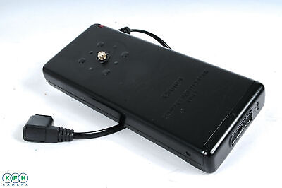 Canon Compact Battery Pack CP-E3 (580EX/540EZ/EX Series)