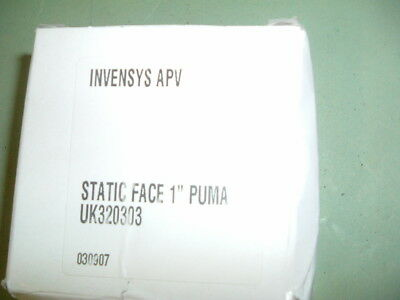 "Apv.....static Face................1"" Puma Part........... Uk320303 New Packaged"
