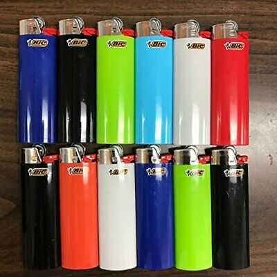 BIC Classic Lighters Cigar Cigarette MAXi Lighter Mini Size (8)