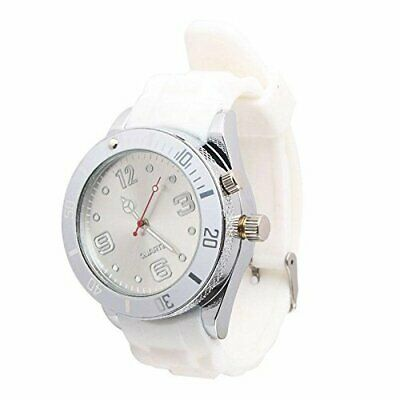 CFHKStore Wrist Watch Grinder Tobacco Herb Crusher White Agile Lovable