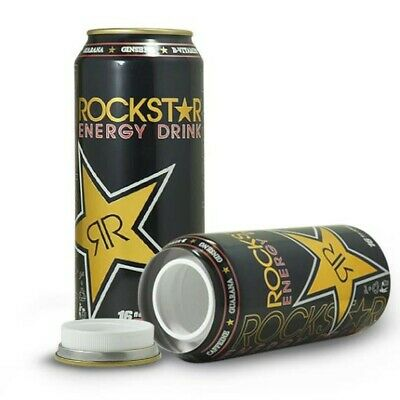 RockStar Energy Diversion Can Safe by Evolve IndustriesTM