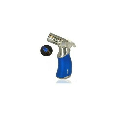 Zico Torch Quad Jet Flame Butane Torch Cigar Lighter 4 colors available (Blue)
