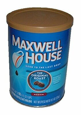 MAXWELL HOUSE COFFEE diversion can safe stash hidden safes