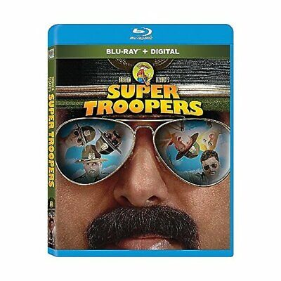 Super Troopers [Blu-Ray ], Dvds