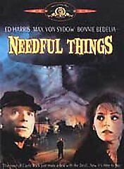 Needful Things New Dvd