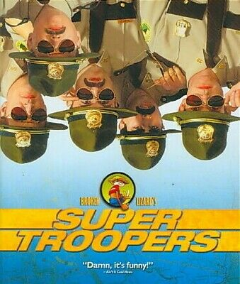 Super Troopers [Blu-Ray ],