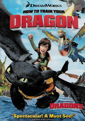 How to Train Your Dragon (Bilingual) (Canadian New DVD