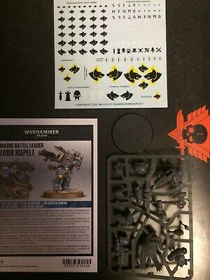 Primaris Space Wolves Haldor Icepelt kill team WHMS Warhammer 40k Space Marines