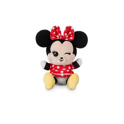 Disney Parks Minnie Mouse Wishables Plush Micro New with Tags