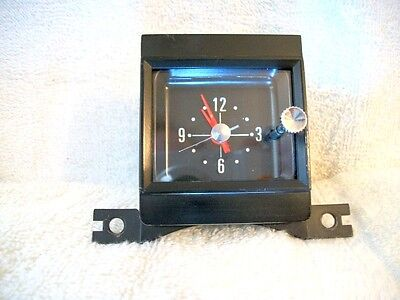 1968 68 Ford Galaxie, XL, LTD Westclox C8AF-15000 FOMOCO Clock
