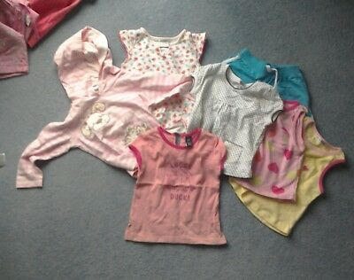 Baby Girls Clothes Bundle 18 - 24 months Next, Gap, George, Mothercare