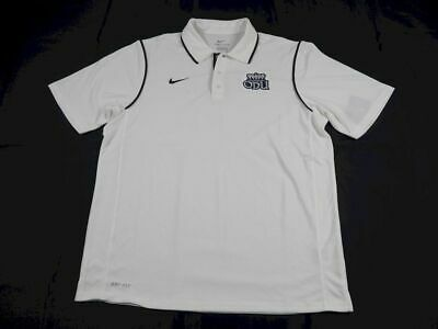 NEW Nike  Old Dominion Monarchs - White Dri-Fit Polo Shirt (Multiple Sizes)