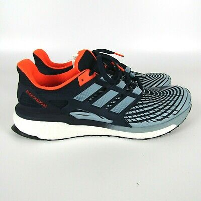 Adidas Men's Energy Boost Running Shoes Collegiate Navy Rust Mens Size 12 CP9540