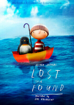 Lost and Found DVD (2009) Philip Hunt cert U ***NEW*** FREE Shipping, Save £s
