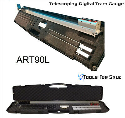 Killer Tools Digital Telescoping Tram Gauge - ART90L