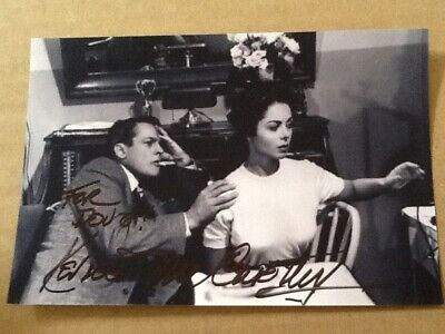 """Kevin McCarthy SIGNED Photo """"Invasion of the Body Snatchers"""" 1956  Dana Wynter"""