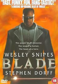 Blade (DVD, 1999) new and sealed  freepost