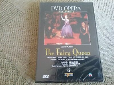 The Fairy Queen - opera collection (DVD) new sealed freepost