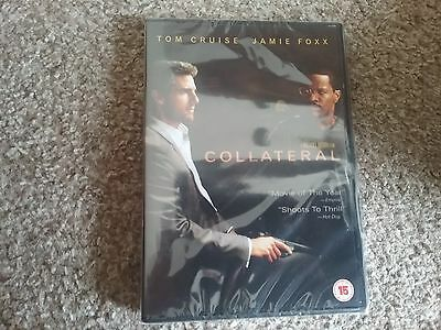 Collateral (DVD, 2005) new and sealed freepost