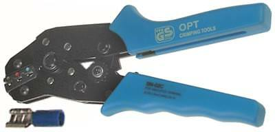 Crimp Pliers pro with Transmission / Bake Exchangeable Cable Lug Insulated