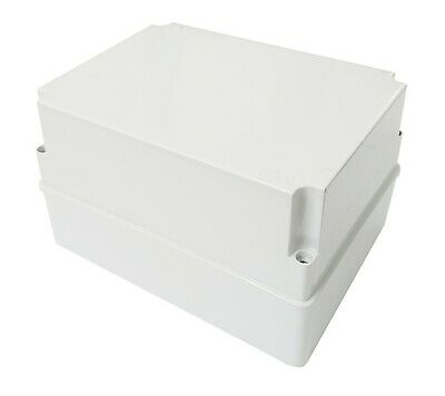 Wilts Waterproof Enclosure Cabinet Junction Box IP56 Plastic Case 300x220x190mm