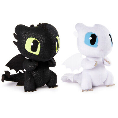 Dreamworks How To Train Your Dragon Squeeze & Growl Plush - CHOICE OF CHARACTER