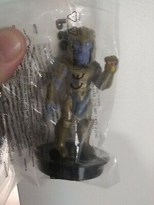 THANOS Cup Topper Cineplex Odeon AVENGERS ENDGAME collectible