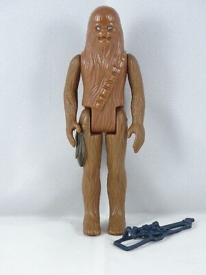 Star Wars - Kenner - Chewbacca - 100% Completed - Vintage '77
