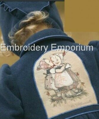 Hummel Friendship Collection - Machine Embroidery Designs On Cd Or Usb