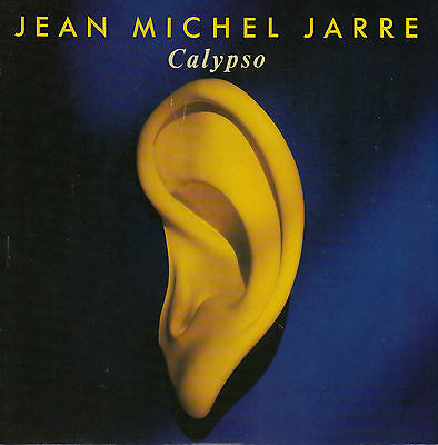 45Trs Vinyl 7''/ French Sp Jean-Michel Jarre / Calypso / Neuf / Mint