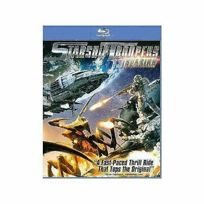 Starship Troopers: Invasion [Blu-Ray ], Dvds