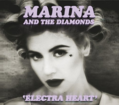 Marina & Diamonds-Electra Heart: Deluxe Edtion (Port) (Dlx) Cd New