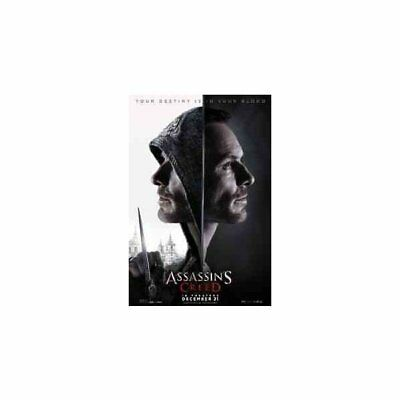 Assassin's Creed, Molto Bello DVD, Fassbender, Michael, Irons, Jeremy, Gleeson,