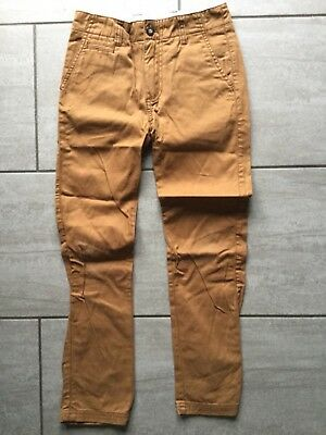 Johnnie b Boys Brown Casual Trousers Size 24 Reg. Great Condition.